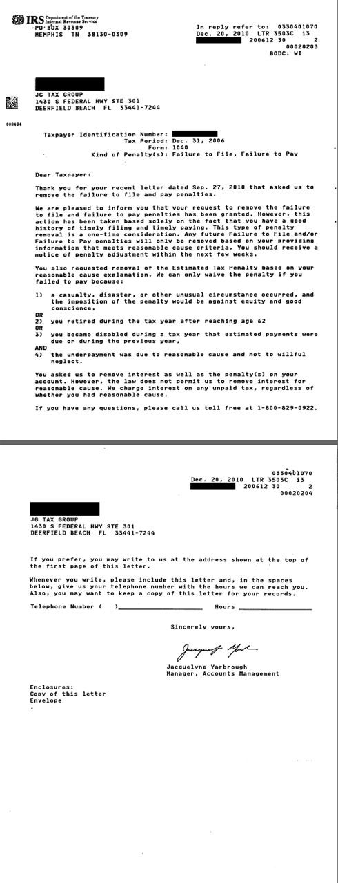 irs penalty abatement letter unique irs penalty abatement letter how to format a 22607